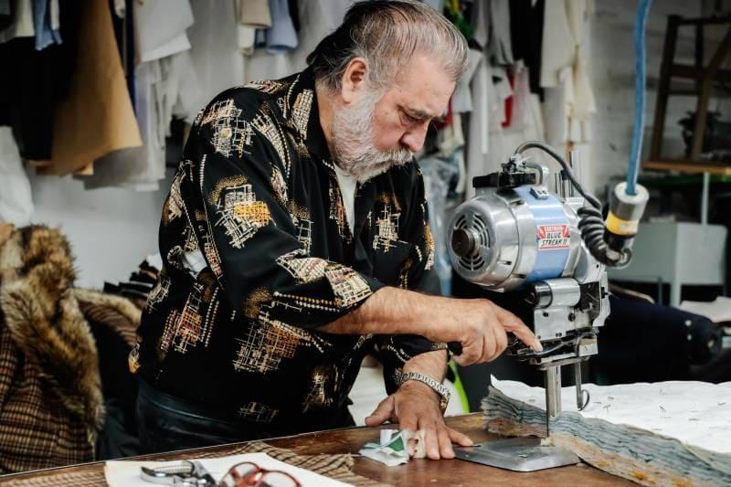 Designer Manufacturing Clothing